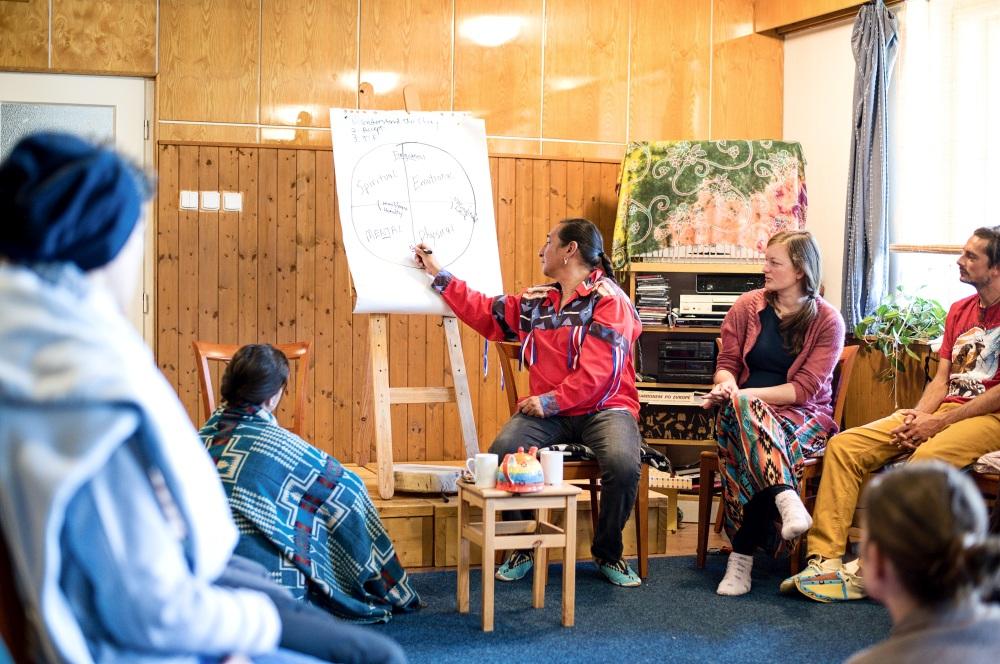 PABLO RUSSELL ( Kanada ) – léčivé příběhy