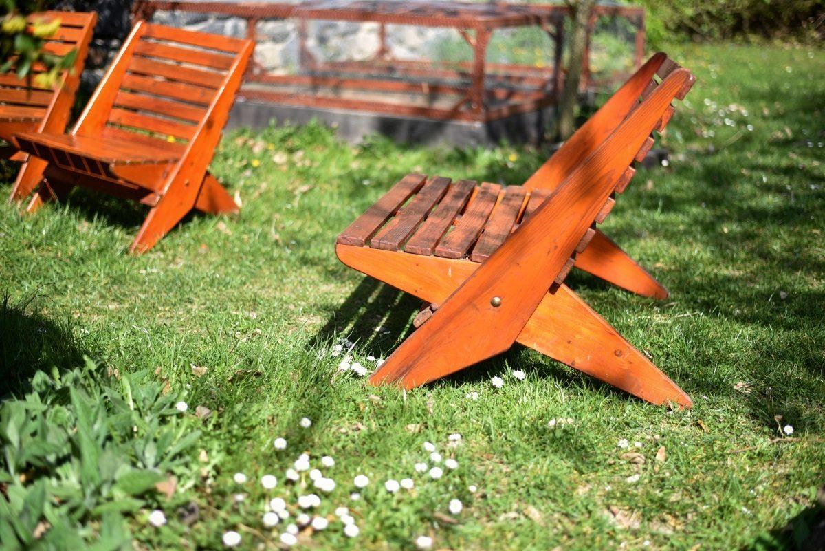 Pracovní víkend – zahrada a dům
