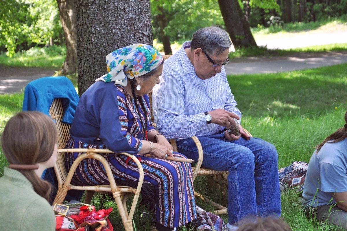 Eva Krejčí: Kruh života – Vzpomínka na Camilla