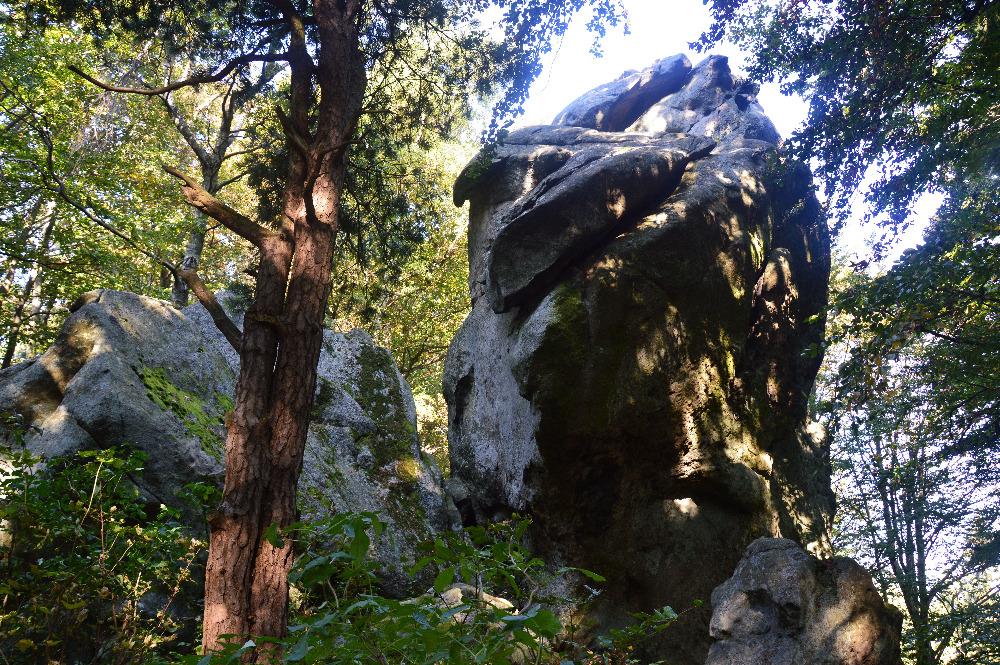 Toulky mýtickou krajinou II – Skalný, Obřany, Gerlach